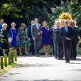 Les obsèques de la princesse Christina des Pays-Bas ont été célébrées le 22 août 2019 au palais Noordeinde à La Haye, six jours après sa mort survenue à l'âge de 72 ans.