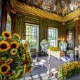 Le cercueil contenant la dépouille de la princesse Christina des Pays-Bas, décédé le 16 août 2019 à 72 ans, a été installé dans le Dôme de Fagel au palais Noordeinde à La Haye le 20 août 2019, avant ses obsèques deux jours plus tard.