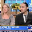 Mary Kay Letourneau et Vili Fualaau interrogés sur une chaîne de télé locale aux États-Unis.