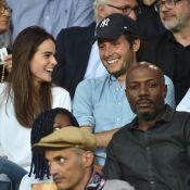 Vianney : Euphorique avec sa jolie compagne pour la victoire du PSG