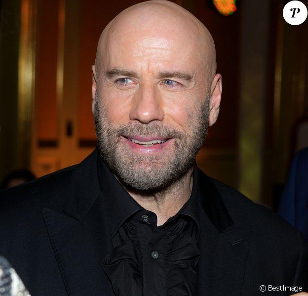 John Travolta au dîner de gala de la soirée Bravo Music Awards à Moscou le 21 mars 2019. © Persona Stars via ZUMA Press / Bestimage