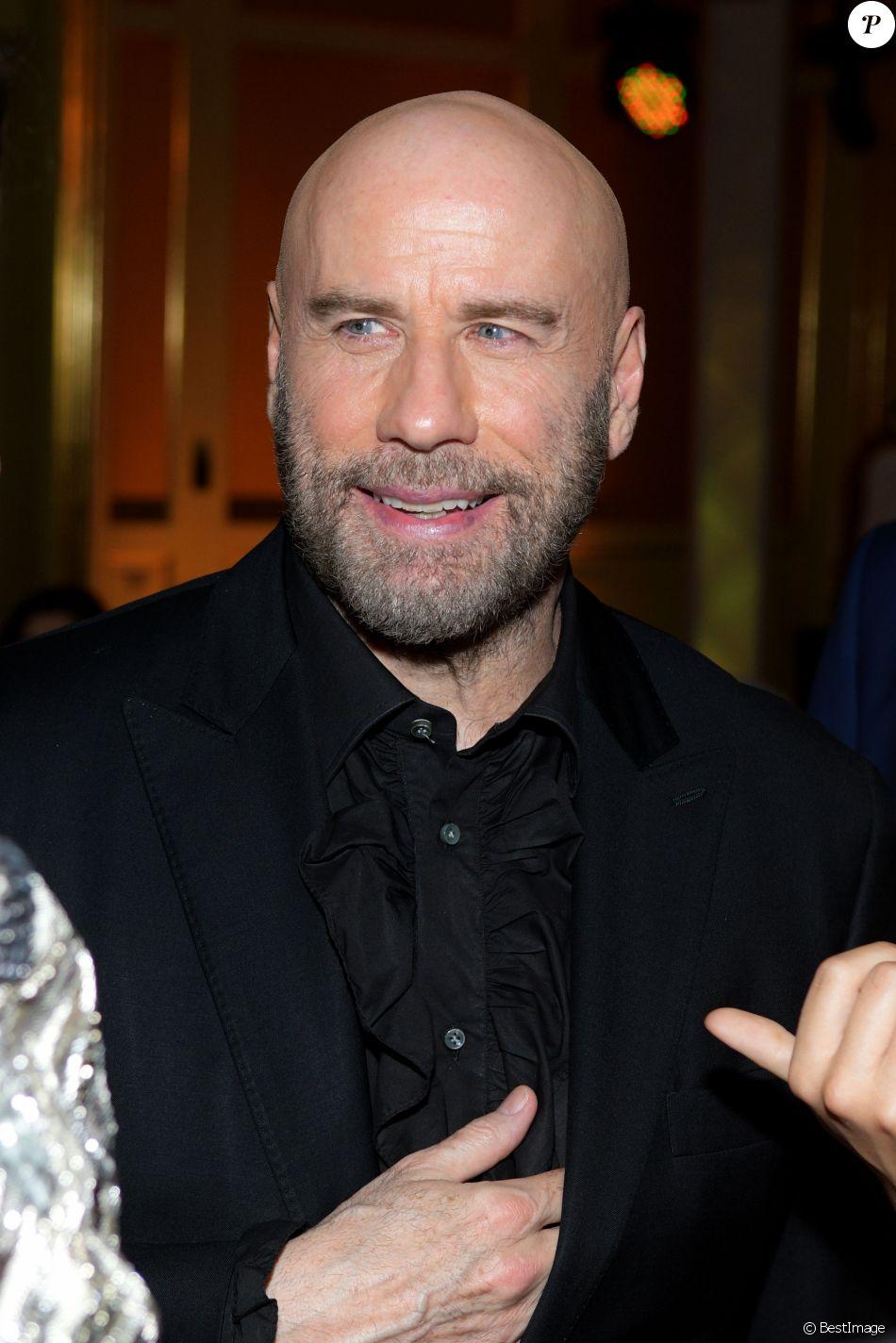 John Travolta 2019