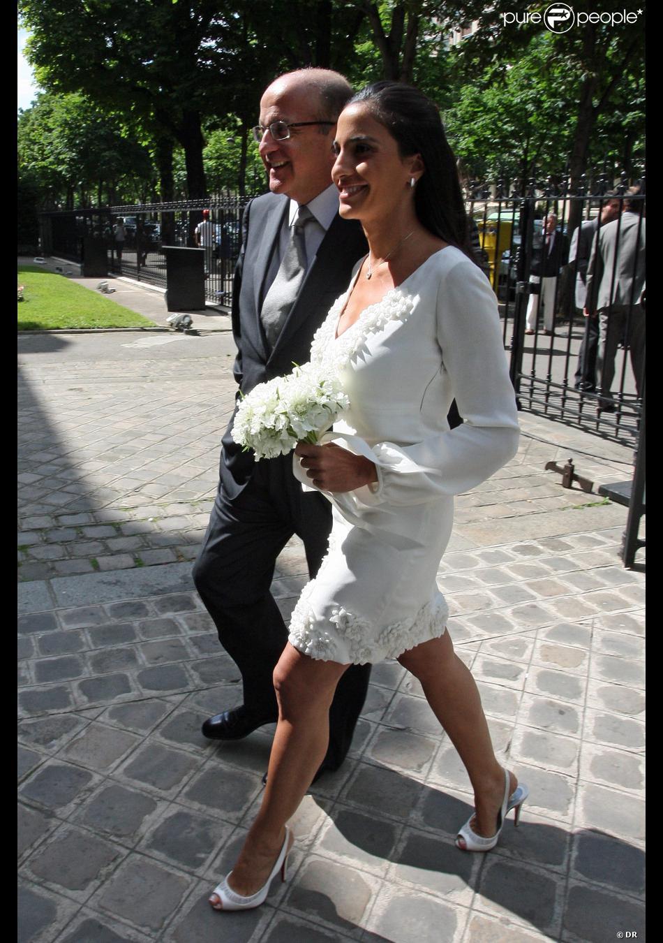 robe mariée louboutin