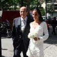 On comprend pourquoi Franck a voulu épouser la jolie Danièle... Elle est vraiment ravissante !