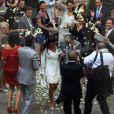 Franck Dubosc vient d'épouser Danièle... Vive les mariés !