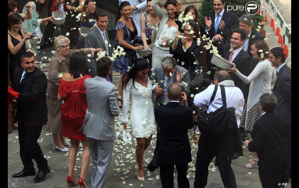 Franck Dubosc vient d\u0027épouser Danièle Vive les mariés !