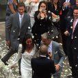 Pour Danièle et Franck Dubosc, le 19 juin 2009, c'est le plus beau jour de leur vie...