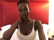 """Adut Akech """"insultée"""" : Un magazine la confond avec """"une autre fille noire"""""""