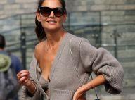 Katie Holmes dévoile son soutien-gorge : Sortie remarquée avec Suri