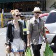 Jessica Biel et Justin Timberlake le 4 juillet 2009