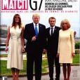 Paris Match du 29 août 2019