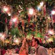 Elsa Dasc et son fiancé Arthur, sur Instagram, le 27 juillet 2019