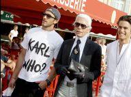 """Karl Lagerfeld : """"Il est mort dans ma main"""", confie son bras droit"""