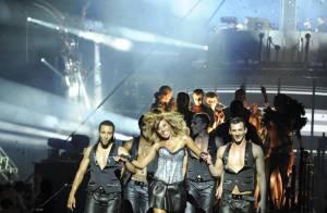 Cathy Guetta : revivez son arrivée et son show époustouflant... à la grande soirée Unighted !