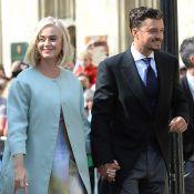 Katy Perry et Orlando Bloom : Couple parfait au mariage d'Ellie Goulding