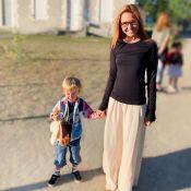 Natasha St-Pier : Son fils Bixente fait sa rentrée, la star a peur...