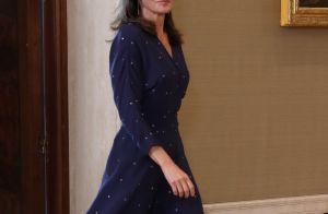 Letizia d'Espagne: Pour sa rentrée, elle chipe la robe de la belle Juliana Awada