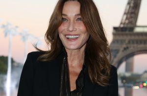 Carla Bruni-Sarkozy, maman fière : Aurélien a fait sa rentrée à Sciences-Po