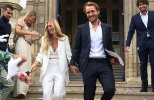 Lucas Pouille marié : il a épousé Clémence en présence de Stan Wawrinka