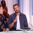 """Cyril Lignac et Mercotte dans """"Quotidien"""", sur TMC, le 10 septembre 2019"""