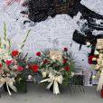 Les fans rendent hommage à Michael Jackson