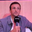 """Hugo Philip en interview pour la promo de """"Danse avec les stars 2019"""", le 4 septembre"""