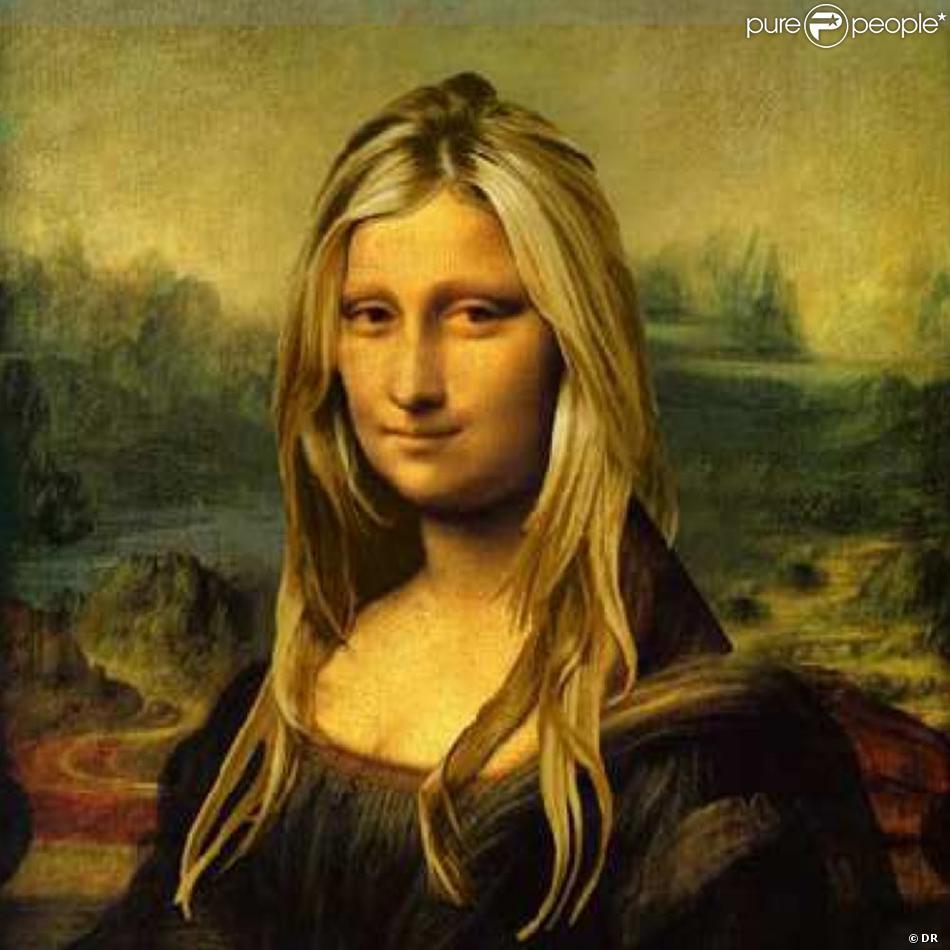 Bien-aimé La Joconde blonde IY72