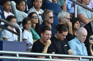Franck Dubosc en famille, Cavani avec son bébé... Pour le retour de Neymar