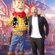 """Franck Gastambide - Personnalités à la projection du film """"Toy Story 4"""" à Eurodisney Paris. Le 22 juin 2019 © Christophe Aubert via Bestimage"""