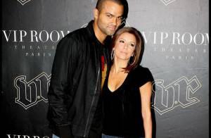 Eva Longoria et Tony Parker toujours amoureux... la fête jusqu'au bout de la nuit à Paris, la preuve !