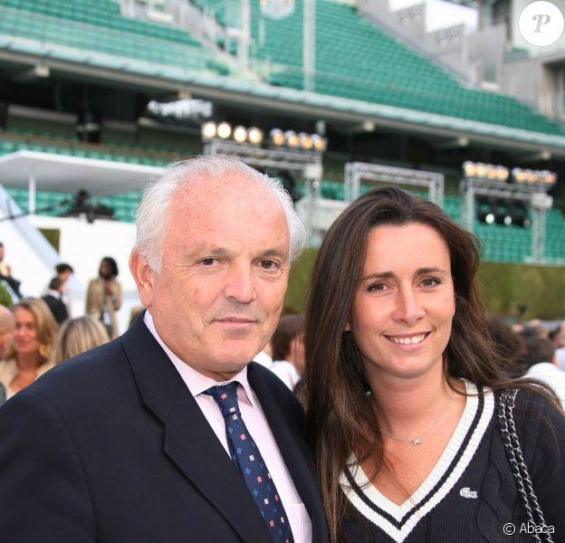 Christian Bîmes, ici avec sa femme, a été condamné pour prise illégale d'intérêt