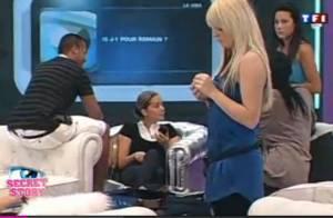 Secret Story 3 : Romain fait une déclaration à Angie et... une énorme surprise attend les Intrus ce soir ! Regardez !
