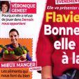 Retrouvez l'interview intégrale de Véronique Genest dans le magazine Télé Loisirs, numéro 1752, du 28 septembre au 4 octobre 2019.