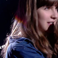 "Léticia - Battles de ""The Voice Kids 2019"" sur TF1. Le 27 septembre 2019."