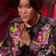 "Amel Bent - Battles de ""The Voice Kids 2019"" sur TF1. Le 27 septembre 2019."
