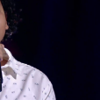 "Ghali - Battles de ""The Voice Kids 2019"" sur TF1. Le 27 septembre 2019."