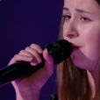 "Lola - Battles de ""The Voice Kids 2019"" sur TF1. Le 27 septembre 2019."