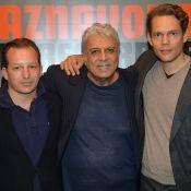 Mischa et Nicolas Aznavour réunis pour un bel hommage à leur père