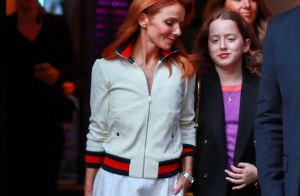 Fashion Week : Geri Halliwell et sa fille, Cheryl Cole... pluie de stars à Paris