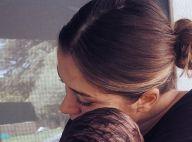 """Anaïs Camizuli accusée d'être une mauvaise mère : Sa réponse aux """"débiles"""""""