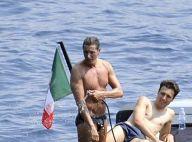 Stefano Gabbana : le créateur de mode, un bel homme en vacances mais... sans Dolce !