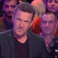 """Benjamin Castaldi dans """"Touche pas à mon poste"""", le 2 octobre 2019, sur C8"""