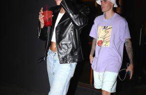 Hailey et Justin Bieber : Crocs et sortie au fast-food après le mariage de luxe