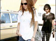 Lindsay Lohan vit vraiment d'amour et d'eau fraîche... enfin surtout d'eau fraîche !
