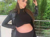 "Nabilla Benattia enceinte et complexée : ""Je me dégoûte"""