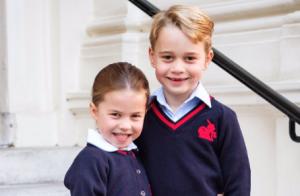 George de Cambridge : Supporter déchaîné à un match de foot avec ses parents