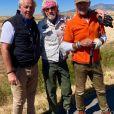 Laeticia Hallyday refait le dernier road-trip de Johnny Hallyday (qu'il avait fait en 2016) avec leurs amis bikers, dont Pierre Billon et Fabrice Le Ruyet. Ce voyage se fait sur les routes de l'Utah, du Grand Canyon et de Californie. Le 6 octobre 2019.