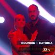 """Moundir éliliné de """"Danse avec les stars 2019"""", à l'issue du troisième prime, le 5 octobre, sur TF1"""
