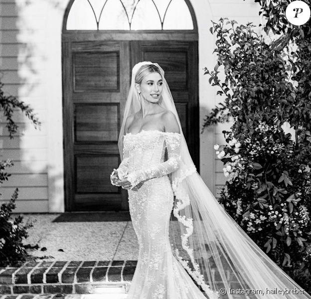 Mariage de Justin Bieber et Hailey Baldwin- 30 septembre 2019.