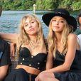 Miley Cyrus et Kaitlynn Carter sur Instagram. (Septembre 2019)